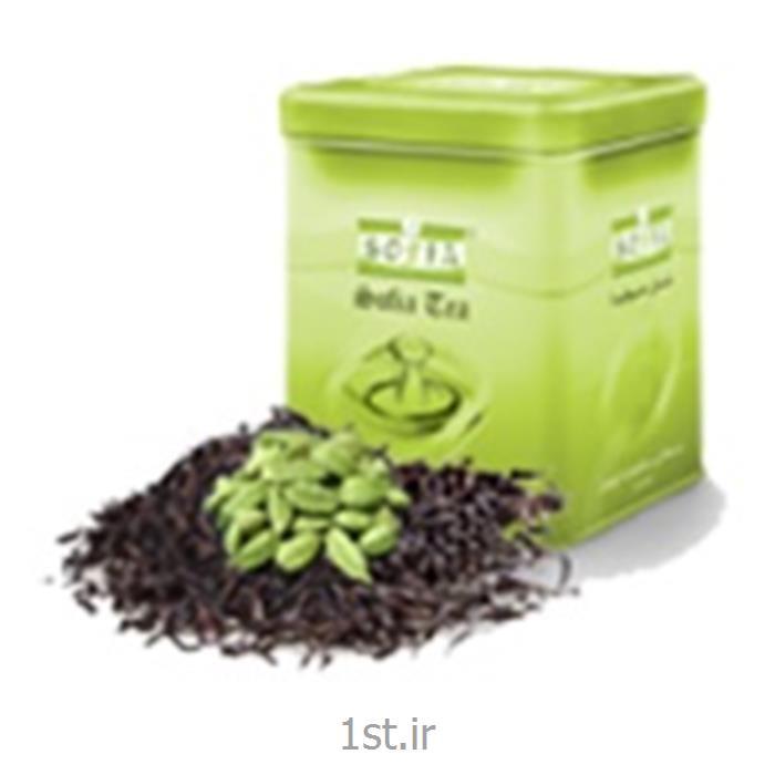 چای سیاه شکسته با طعم هل 454 گرمی سوفیا محصول سیلان