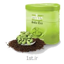 عکس چای سیاهچای کله مورچه با طعم هل 450 گرمی سوفیا محصول کنیا