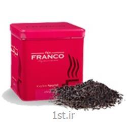 عکس چای سیاهچای سیاه شکسته 450 گرمی فرانکو محصول سیلان