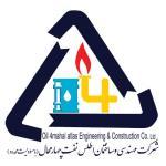 لوگو شرکت مهندسی و ساختمان اطلس نفت چهارمحال