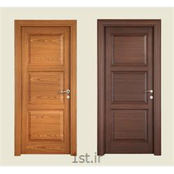 درب چوبی ترند سه قاب مدل SH30