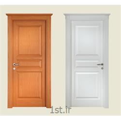 درب چوبی سه قاب مدل SH3