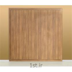 کمد دیواری با درب ام دی اف فلت مدل سبلان