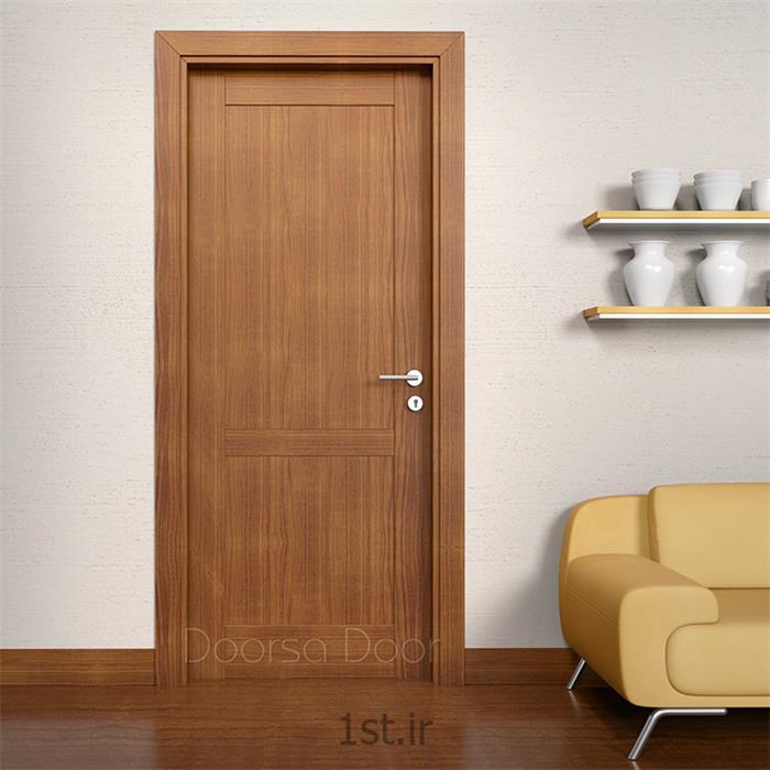 درب ترند دو قاب البرز با روکش pvc