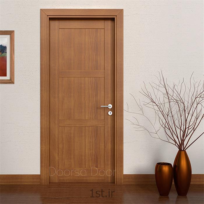 درب ترند سه قاب رادین با روکش pvc