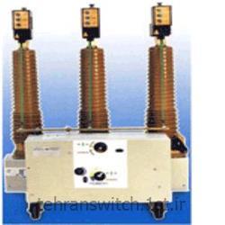 عکس تجهیزات توزیع برقدژنکتور گازی پارس سوئیچ SF6