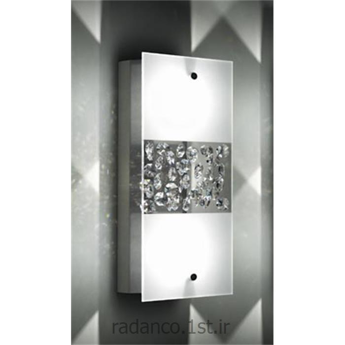 عکس Fresh Lightsکریستال دیواری اسپلندید سواروفسکی SWAROVSKI SPLENDID WALL LUMINAIRE CRYSTAL
