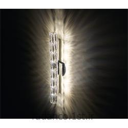 کریستال دیواری سواروفسکی VERVE 608MM WALL LUMINAIRE CRYSTAL