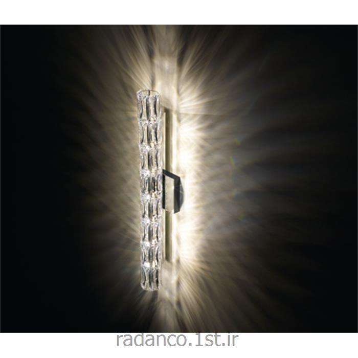 عکس Fresh Lightsکریستال دیواری سواروفسکی VERVE 608MM WALL LUMINAIRE CRYSTAL
