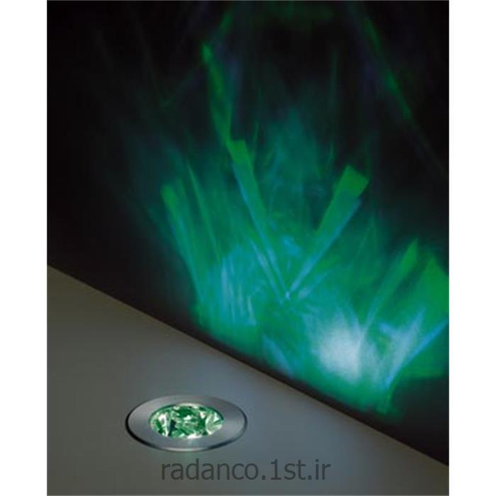 عکس Fresh Lightsکریستال کف SWING مولتی کالر SWAROVSKI FLOOR SWING RGB CRYSRAL