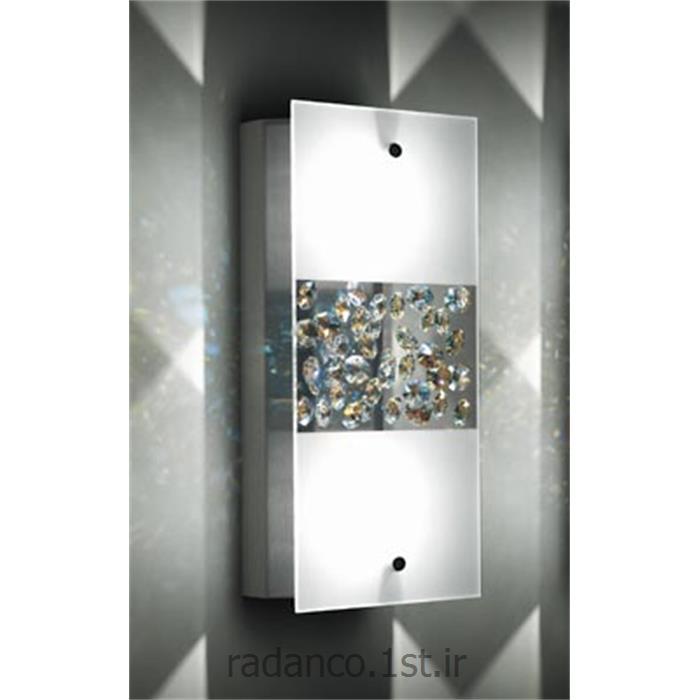 عکس Fresh Lightsکریستال دیواری اسپلندید آ - ب سواروفسکی SWAROVSKI SPLENDID WALL LUMINAIRE CRYSTAL AB