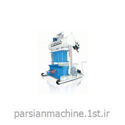 عکس ماشین آلات تولید جدول و سنگ فرش پیاده رودستگاه جدول ساز KAD.1200
