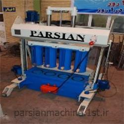 عکس ماشین آلات تولید لولهدستگاه تولید لوله بتنی خودرو (لوله زن)
