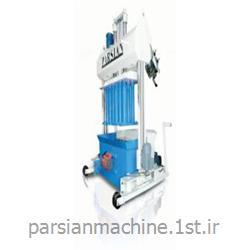 عکس ماشین آلات تولید جدول و سنگ فرش پیاده روجدول زن KAD.1200
