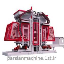عکس ماشین آلات تولید جدول و سنگ فرش پیاده رودستگاه تولید بلوک - پیوینگ مدل Paving 3000