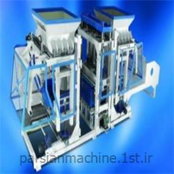 عکس ماشین آلات تولید جدول و سنگ فرش پیاده روخط تولید بلوک سیمانی - پیوینگ مدل Paving 2500
