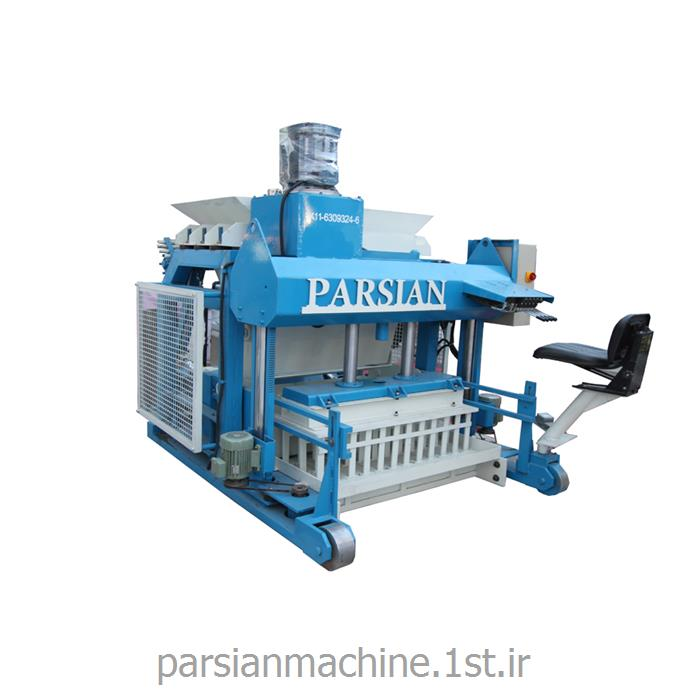 عکس سایر ماشین آلات ساختمانیدستگاه بلوک زن کادونا 1300 سیلودار