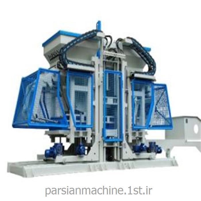 عکس ماشین آلات تولید جدول و سنگ فرش پیاده رودستگاه تولید کفپوش - پیوینگ مدل Paving 3000