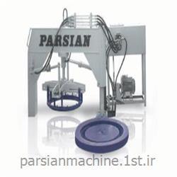 عکس ماشین آلات تولید لولهدستگاه تولید لوله بتنی (لوله زن)