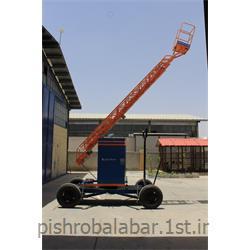 نردبان کشویی با چرخش 360 درجه مدل PMLR