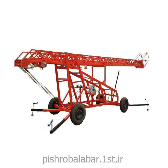 نردبان کشویی مدل PML