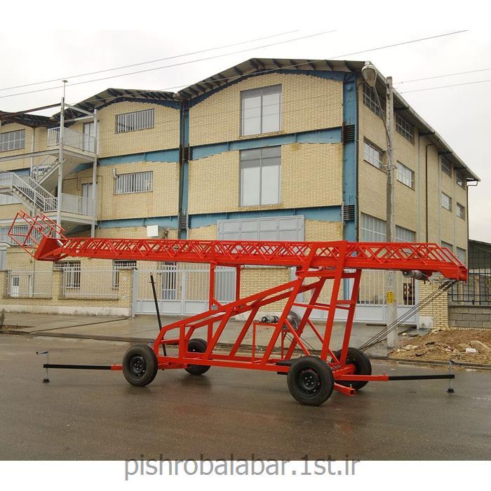 نردبان کشویی چرخ خودرویی مدل PML<