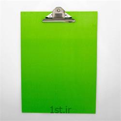عکس سایر تخته های اداری و مدارستخته شاسی پاپیروس سایز A3 رنگ سبز فسفری بسته 6 تایی
