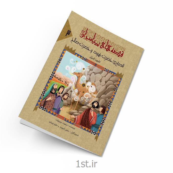 عکس کتابکتاب قصه حضرت هود و حضرت صالح (ع)