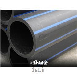 عکس لوله های پلاستیکیلوله پلی اتیلن 63 میلیمتر 6 بار PE80