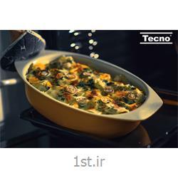 عکس قابلمهرستر چدن سرامیک پایه دار تکنو (TECNO)