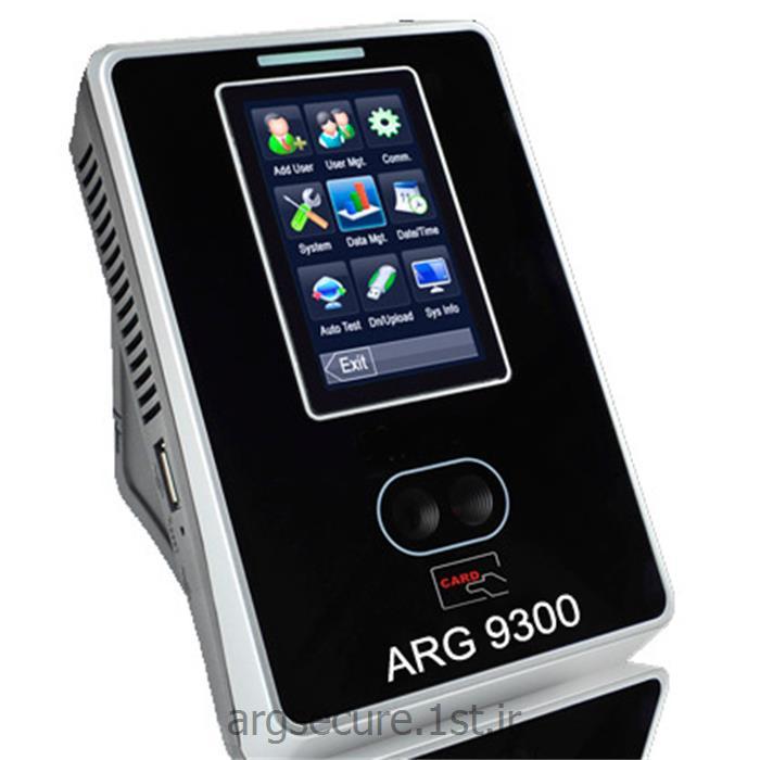 عکس سیستم کنترل ورود و خروج (سیستم حضور و غیاب)حضور و غیاب و کنترل تردد تشخیص چهره و کارتخوان ARG 9300