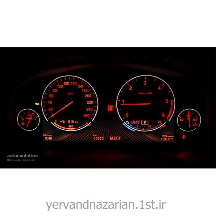 عکس کیلومتر شمار خودروتعمیر و تنظیم کیلومتر شمار ماشین های BMW