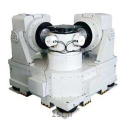 عکس تجهیزات تست کردن ( آزمایش )دستگاه ارتعاش سه محور هیدرولیک شیکر sti