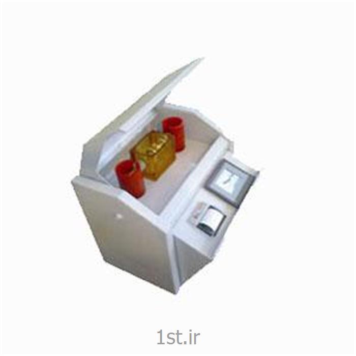 عکس دستگاه تصفیه روغن / نفتدستگاه تست دی الکتریک عایقی روغن