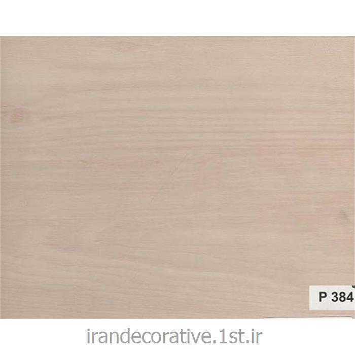دیوارپوش و سقف کاذب پانل pvc آذران پلاستیک کد دیوار پوش p 384 رنگ کرم با رگه های چوبی