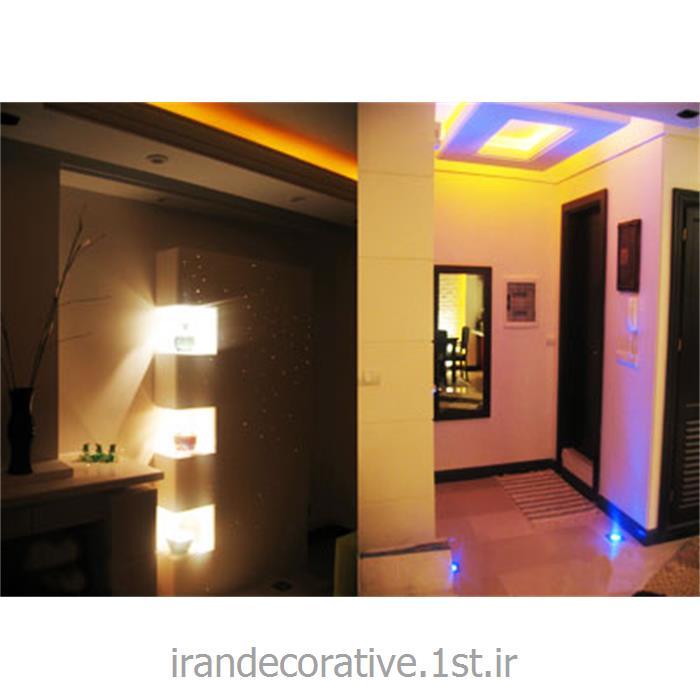 دیوارپوش وسقف پوش پانل pvc آذران پلاستیک و دیوار کاذب و سقف کاذب 60*60 کناف در طراحی منازل