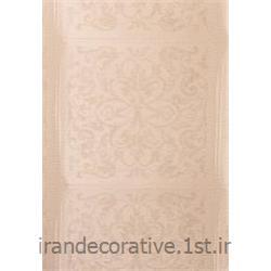 کد کاغذدیواری : 998121 رنگ کاغذ دیواری کرم و صورتی گلدار برای طراحی منزل