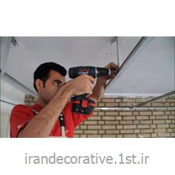 نحوه نصب سقف کوب و سقف کاذب دیوار پوش پی وی سی با طراحی و اجرای دکوراسیون منزل