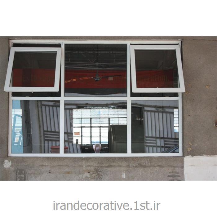 پنجره دوجداره یو پی وی سی برای استفاده در طراحی و دکوراسیون داخلی و طراحی نما (یراق آلمانی)