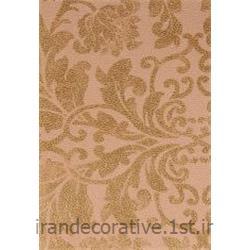 کد کاغذدیواری : 998116 رنگ کاغذدیواری کرم وقهوه ای گلدار برای استفاده در طراحی و دکوراسیون داخلی منزل