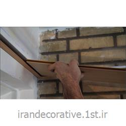 عکس کاغذ دیواری و دیوار پوشزیر سازی و نحوه قرار گیری دیوارپوش پانل pvc و سقف کاذب