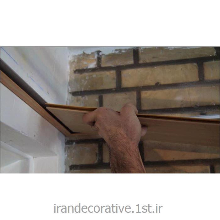 زیر سازی و نحوه قرار گیری دیوارپوش پانل pvc و سقف کاذب