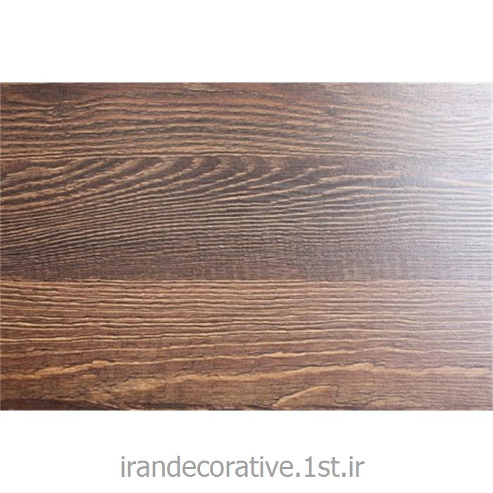عکس کفپوش چوبیپارکت آرتا رنگ لمینیت قهوه ای تیره با رگه چوبی کد 615 پاین (Pine)