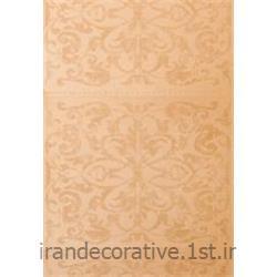 کد کاغذدیواری : 998123 رنگ کاغذ دیواری کالباسی طلایی گلدار برای طراحی و دکوراسیون داخلی منزل