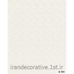 دیوارپوش پانل pvc آذران پلاستیک کد S 791 رنگ پانل پی وی سی طوسی سفید