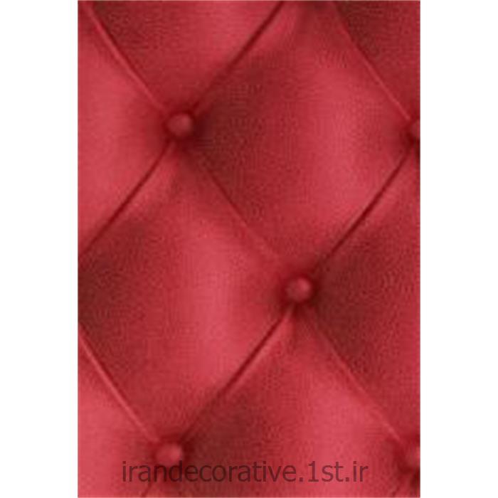 کد کاغذدیواری : 998158 رنگ کاغذدیواری قرمز طرح لوزی برای طراحی و دکوراسیون داخلی منزل