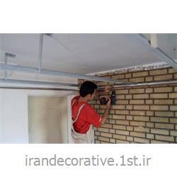 اجرای سقف کاذب pvc،دکوراسیون داخلی اداری با،دیوارپوش pvc آذران پلاستیک