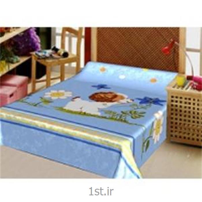 عکس پتوپتوی پلی استر نوزاد گلبافت کد 01-329