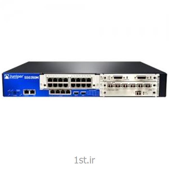 فایروال اس اس جی 350 ام جونیپر - Juniper firewall SSG 350M
