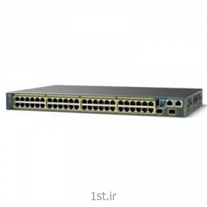 سوییچ سیسکو -Cisco WS-C2960S-48TS-S